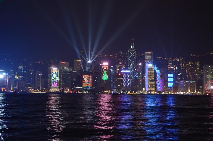 A symphony of lights review | Hongkong