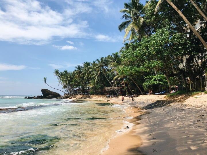 Things I Did in and Nearby Unawatuna, Sri Lanka
